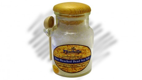 Natural Sun Bleached Dead Sea Salt