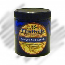 Salt: Ginger Scrub