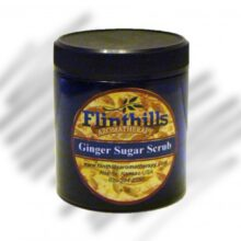 Sugar Ginger Scrub