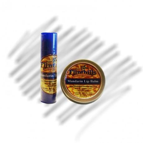 Mandarin Lip Balm