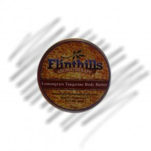 Lemongrass Tangerine Body Butter