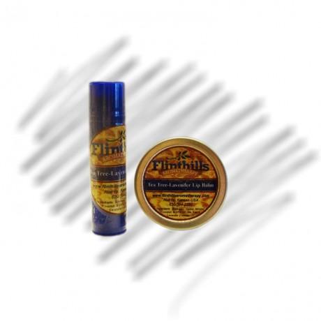 Tea Tree – Lavender Lip Balm