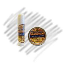 Natural Warm Honey (unscented) Lip Balm
