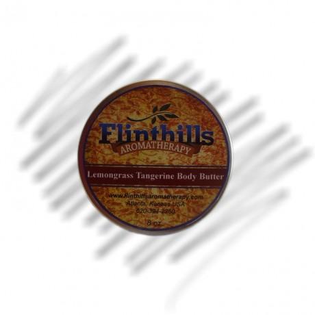 Lemongrass Tangerine Body Butter